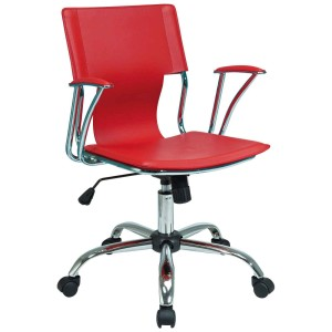 Best-ideas-for-home-office-chairs-Red