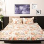 skipper-rust-cotton-double-bed-sheet-set-